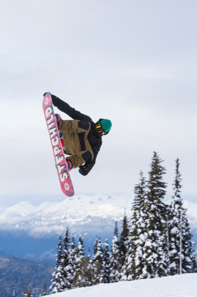 Ski and Snowboard, Whistler