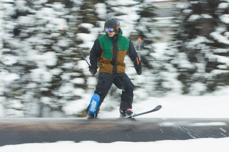 Ski and Snowboard, Whistler