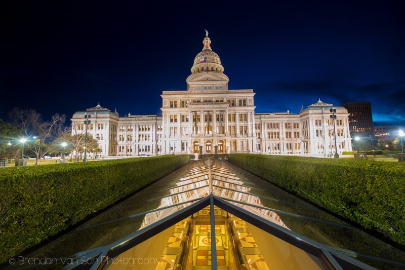 Austin State Captiol Building