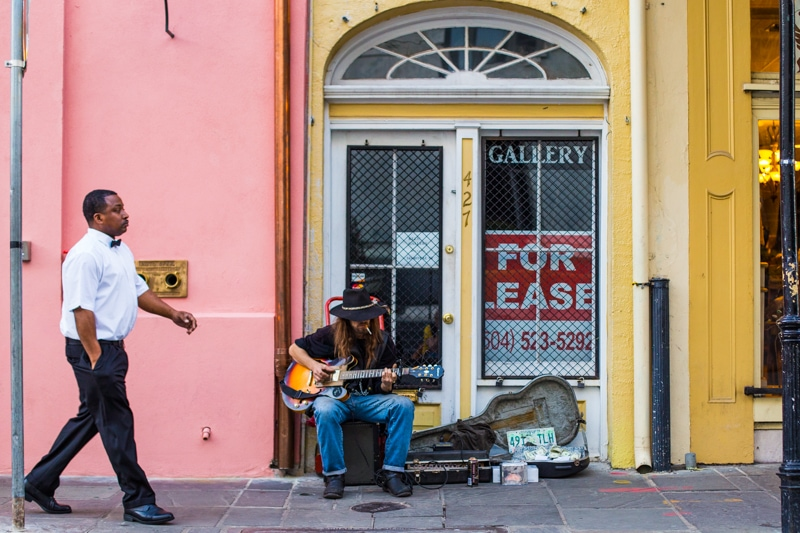 street photography in New Orleans?