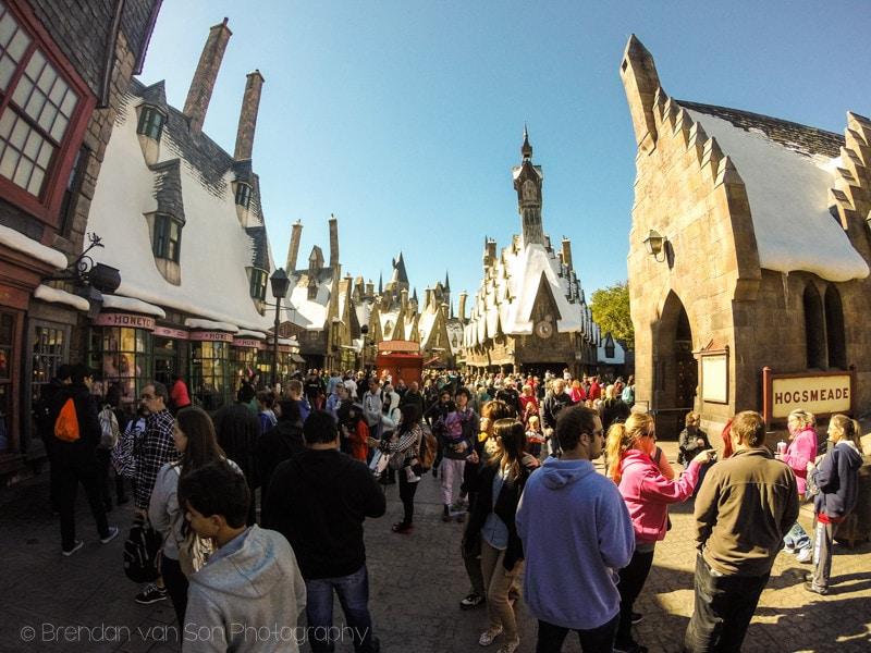 Hogsmeade Universal Studios Orlando