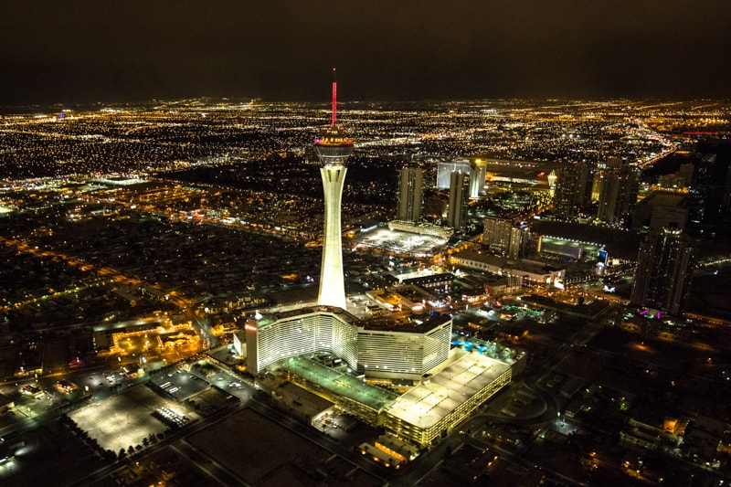 The Stratosphere, Las Vegas