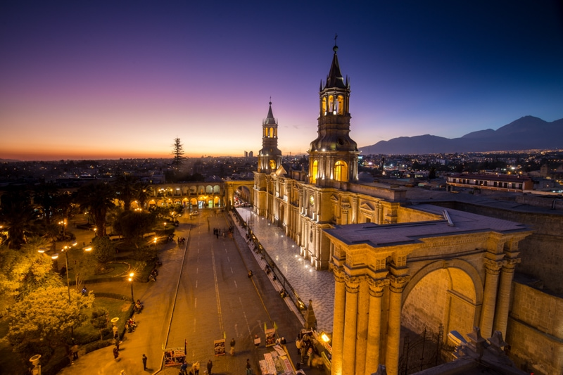 Image result for 5. Arequipa, Peru