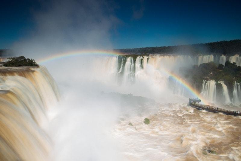 Iguassu Falls, Brazil