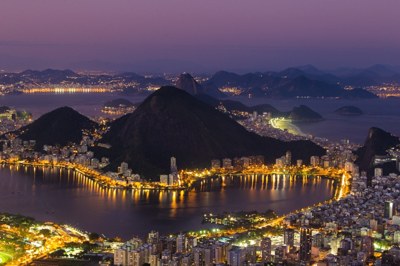 5 Places to Meet Girls for Sex in Rio de Janeiro