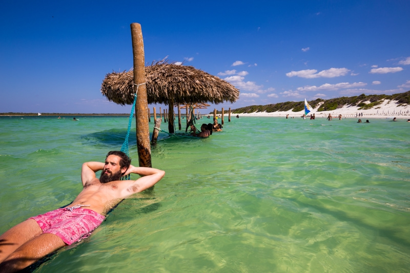 Paradise And A Brief Vacation In Jericoacoara Brendans Adventures - Vacation in brazil