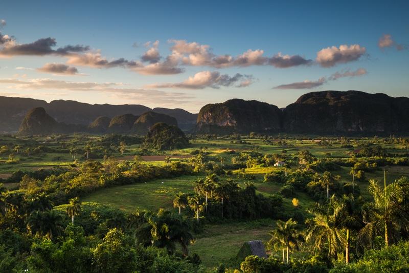 Landscape, Vinales, Cuba