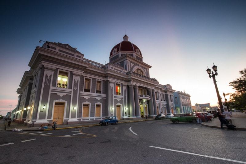 Malecon, Cienfuegos, Cuba