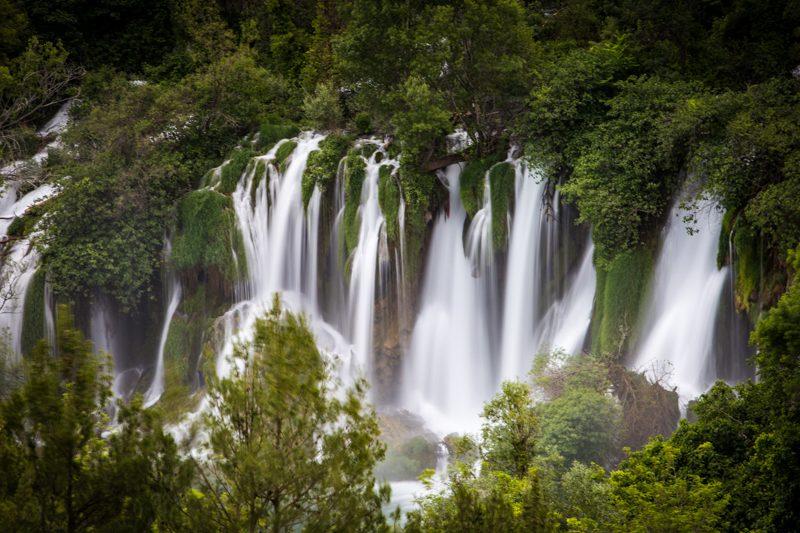 Kravice Falls, Herzegovina