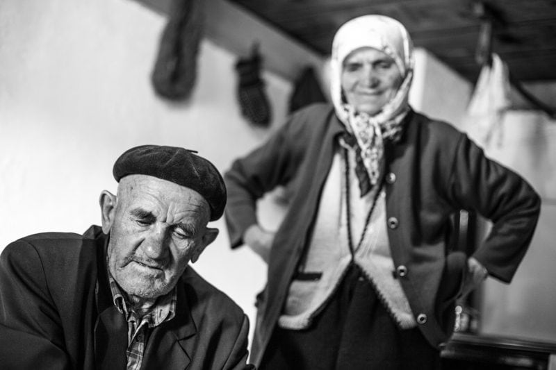 Lukomir, Bosnia