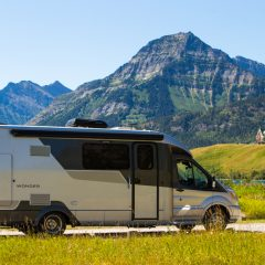 Driving an RV Across Canada
