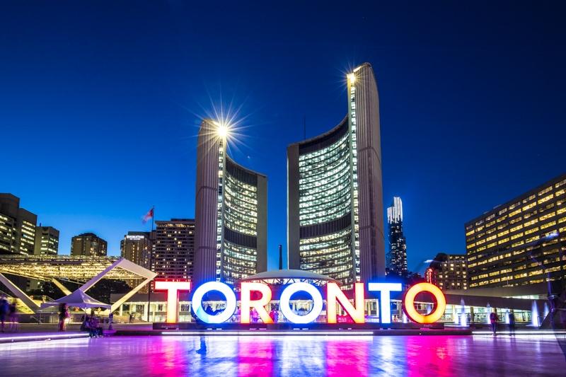 Toronto, The6ix