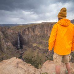 Melatsunyane Falls is Crazy!