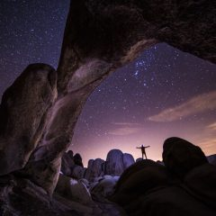 Shooting the Stars in Joshua Tree National Park