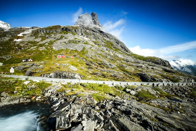 Troll's Pass Norway