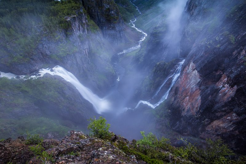 Voringfossen Norway