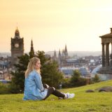 Best Spot for Sunset Photography in Edinburgh