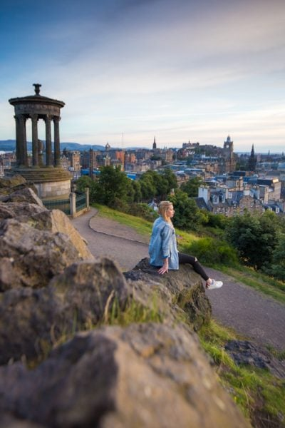 Edinburgh girl