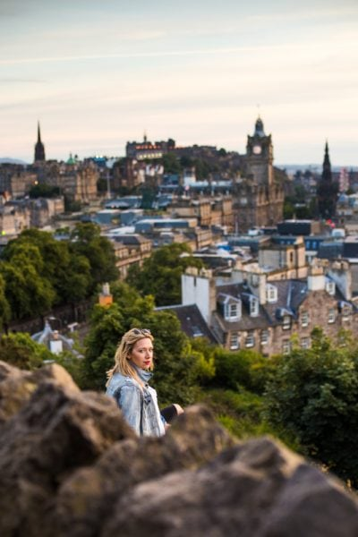 Edinburgh Portrait