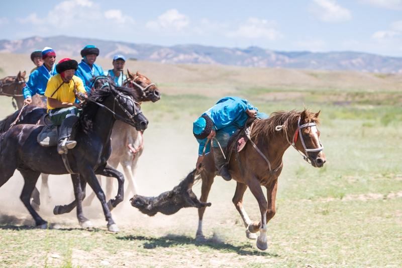 Kok-Boru, Kyrgyzstan