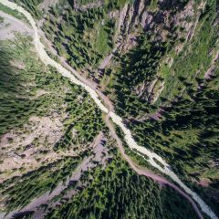 Drone Photography from Kyrgyzstan