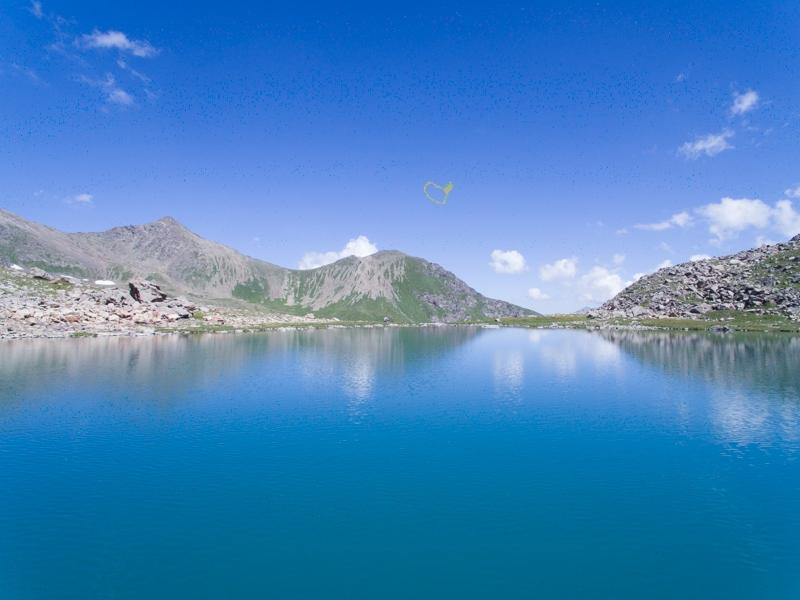 Kyrgyzstan Drone Photography