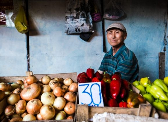 Some Thoughts on Kyrgyzstan