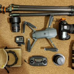 My Travel Photography Gear