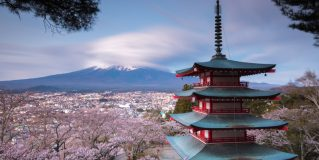 Ramdom Thoughts After a Month in Japan