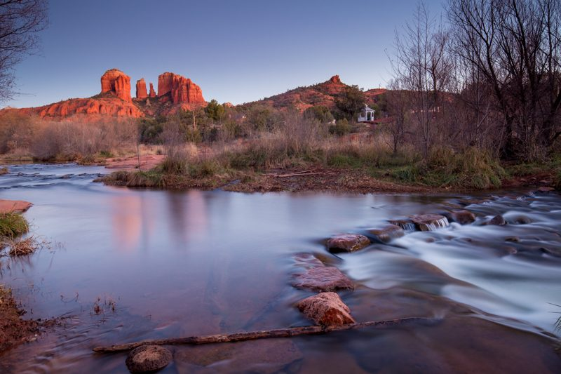 Red Rock Crossing, Arizona