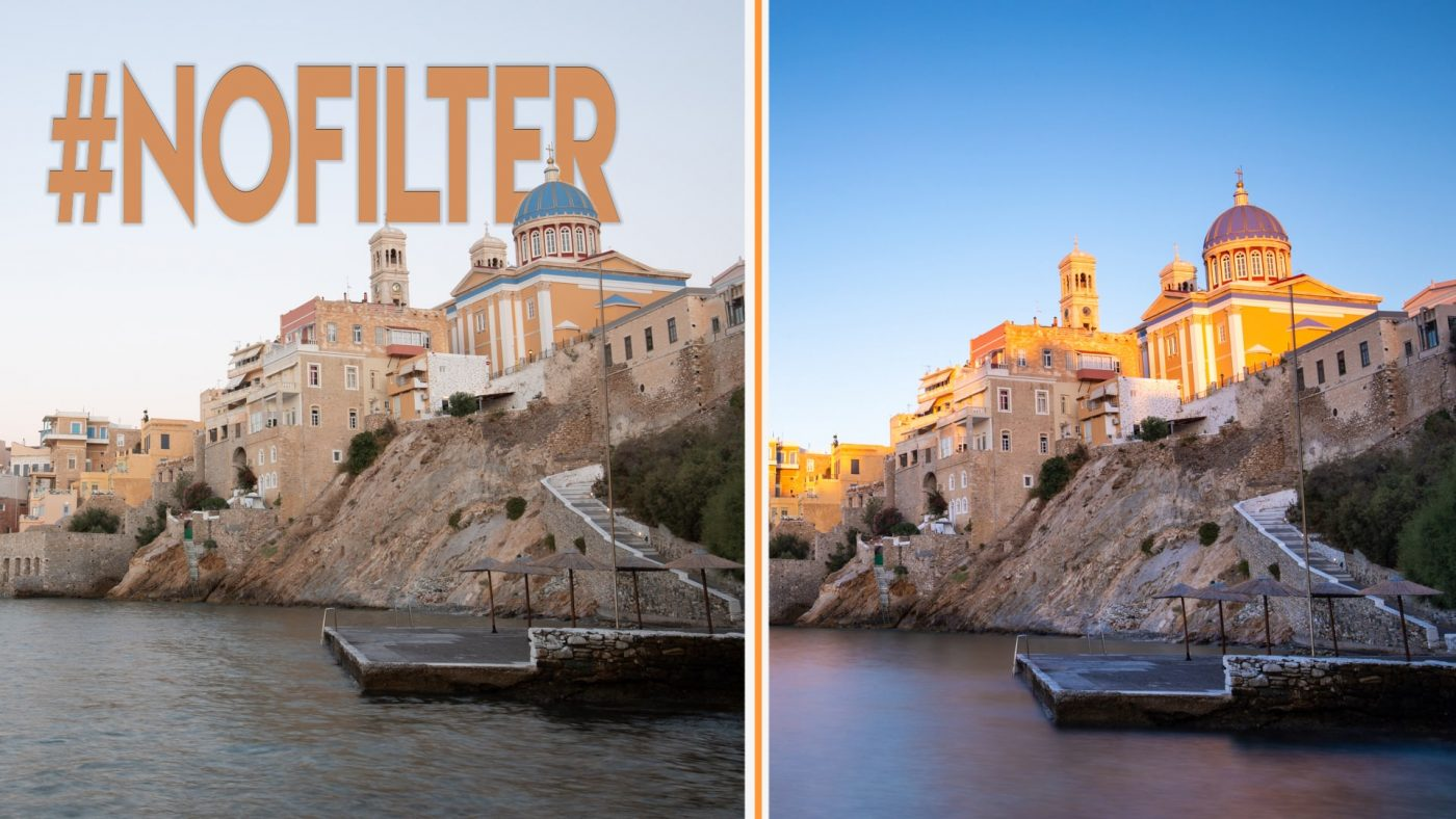 Tutorial Filters for Photography