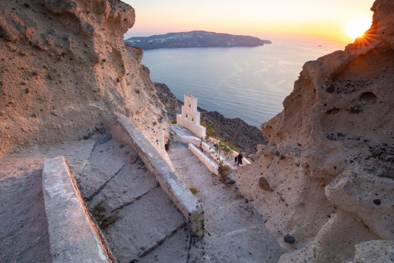 Agios Nikolas Church, Santorini