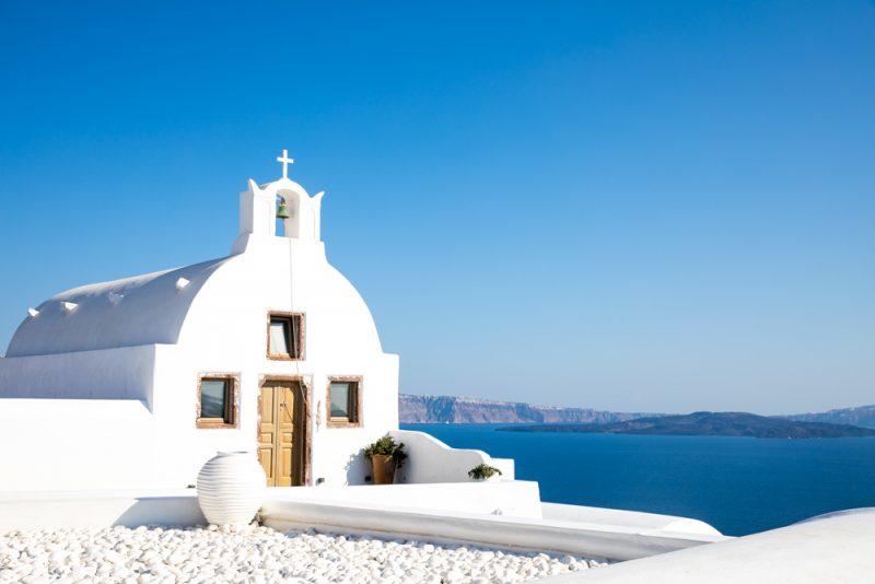 Santorini photo