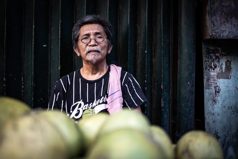 Manila Street Photography - Chinatown