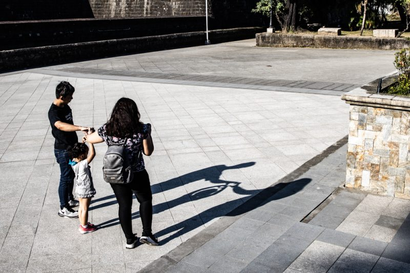 Manila Street Photography - Intramuros