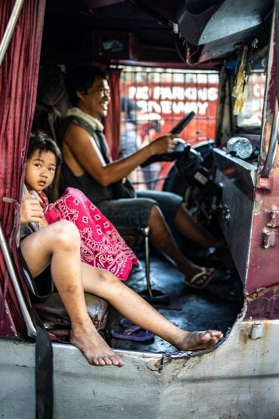 Manila Street Photography - Intramuros