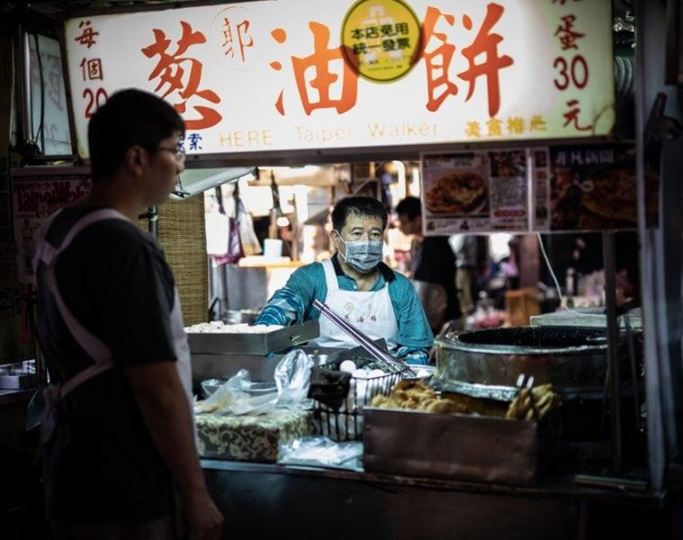 Shilin Taipei night market