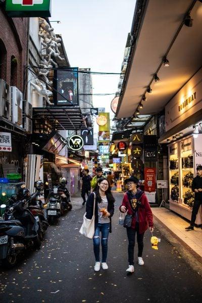 Taipei Photo spots