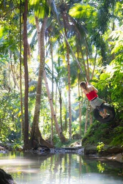 Binalayan Falls