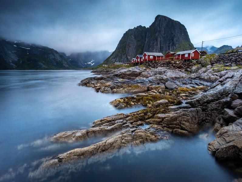 Hamnoy Norway