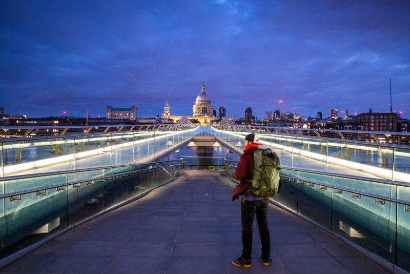 Brendan van Son in London