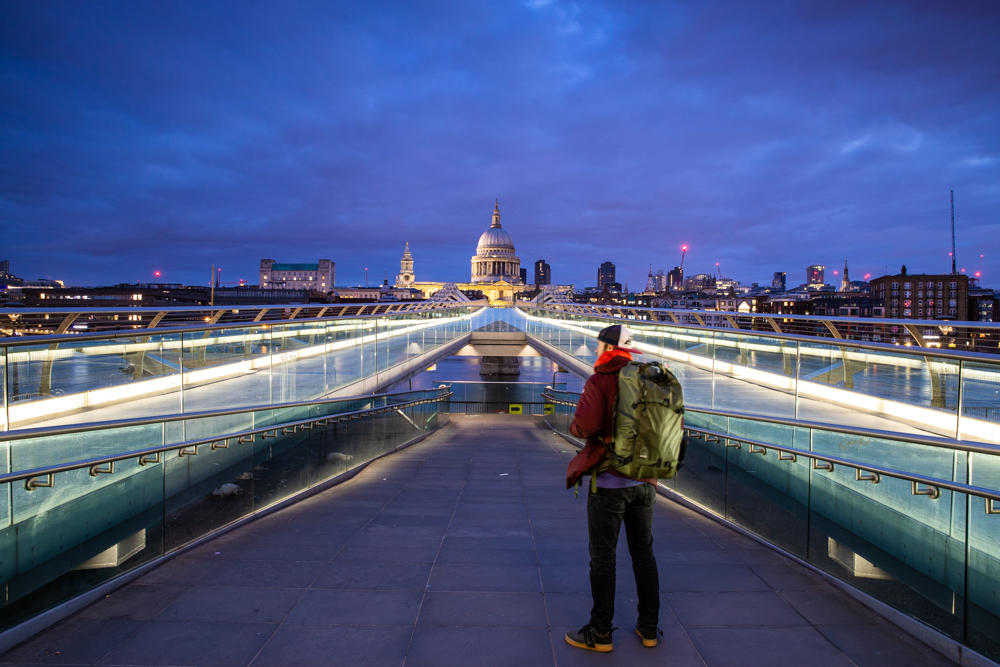 A Travel Photography Assignment in London