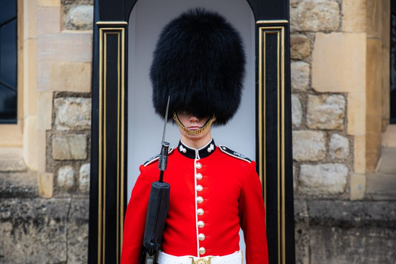 Queen's guardsman