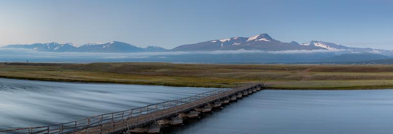 Western Mongolia panorama