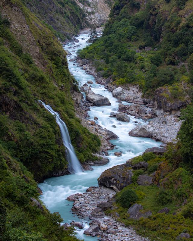 Chamche, Nepal
