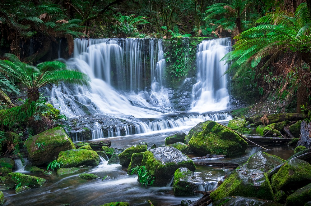 Horseshoe Falls, Tasmania