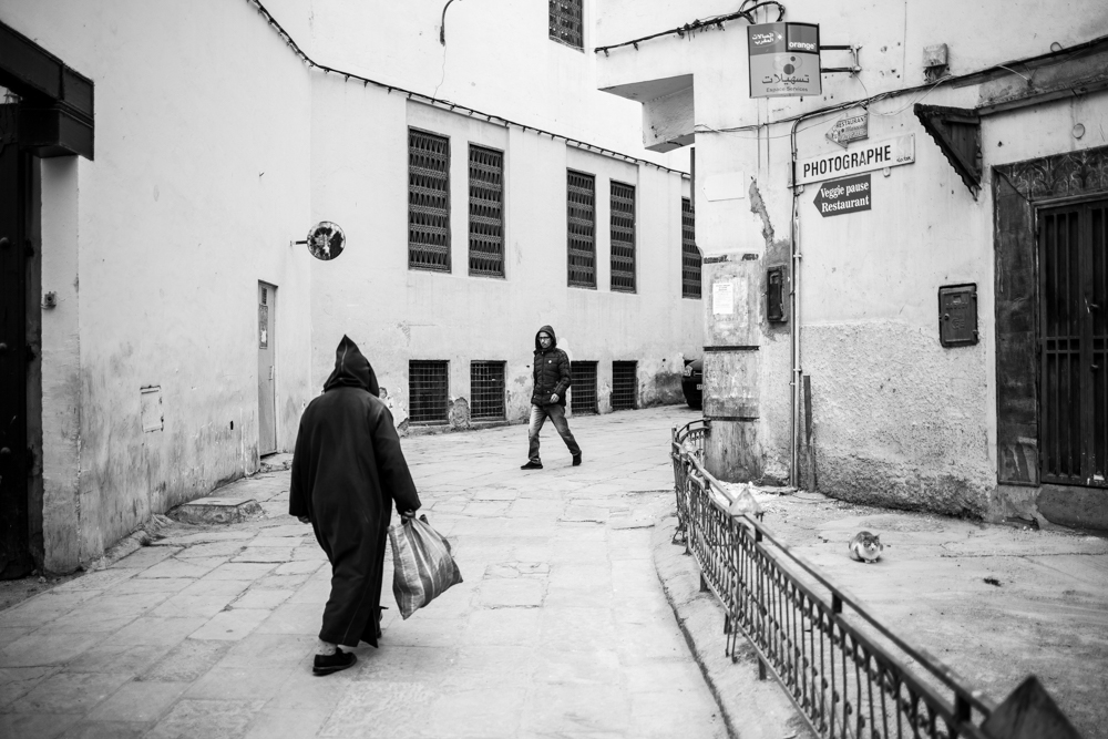 Street Photography in Morocco - Brendan van Son Photography